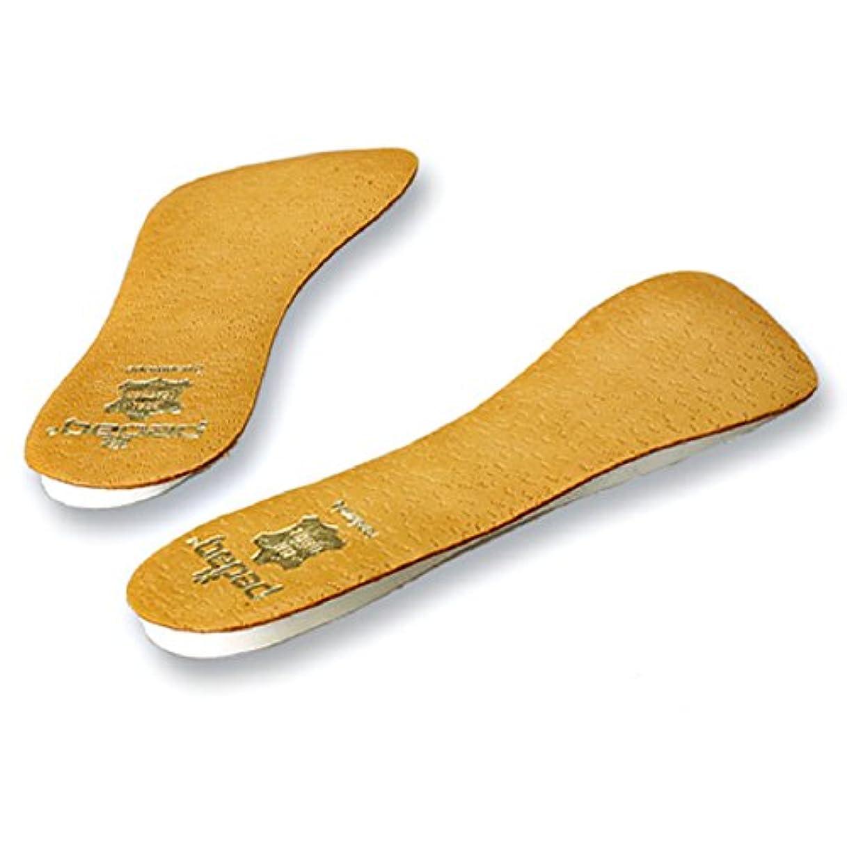 人質マリンピットO脚歩行を補正する、ロングタイプが靴の中敷き効果『ペダックプラスワン』 M(22.5~24.5cm)
