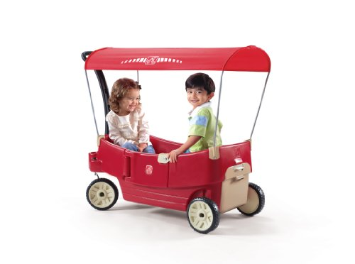 Product Image of the Step2 Canopy Wagon