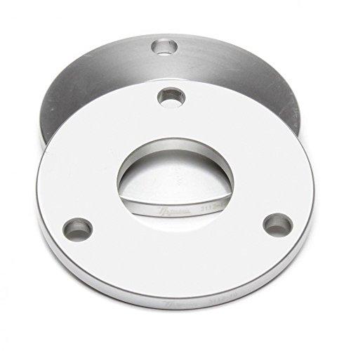 TA Technix Spurverbreiterung Spurplatten 10mm pro Seite / 20mm pro Achse, 3x112 mm