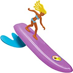 Award winning surf toy - Just toss it into the waves and watch them go! The perfect beach toy for outdoor fun Patented self righting design means they catch a wave every time! The ultimate mini-surfer The perfect beach gift comes with gnarly graphics...