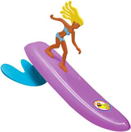 Surfer Dudes 2020 Edition Wave Powered Mini-Surfer and Surfboard Beach Toy - Aussie Alice