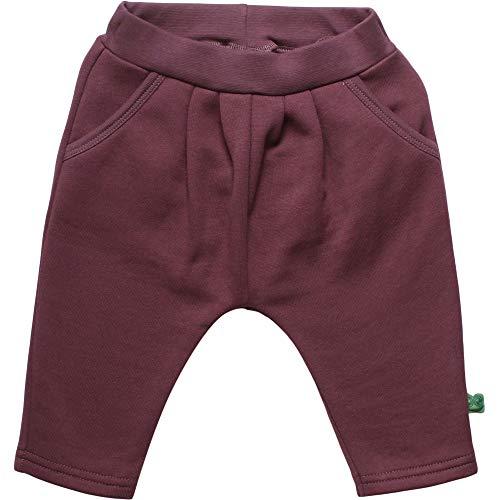 Fred'S World By Green Cotton Sweat Pants Pantalon, Violet (Plum Purple 019231101), 92 Bébé Fille