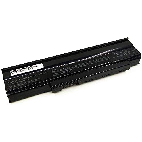 XITAIAN 11.1V 5200mAh AS09C31 AS09C71 Replacement Laptop Battery for Acer Extensa 5235 5635 5635G 5635Z 5635ZG