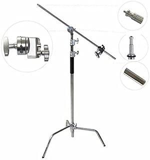 Bresser f001680/BR de tp400r luftgefedertes Lampe tr/épied 400/cm Noir