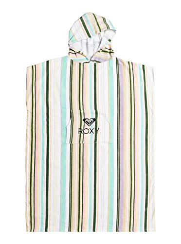Roxy™ Stay Magical - Surf Poncho - Surf-Poncho - Frauen - ONE Size - Weiss
