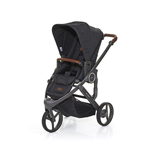 bester Test von abc design doozy ABC Design 31293715 Kinderwagen, schwarz