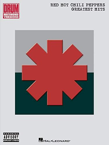 Red Hot Chili Peppers Greatest Hits Drums Grv: Songbook für Schlagzeug: Drum Recorded Versions