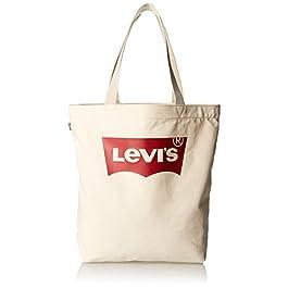 Levi's Batwing Tote Bag Femme, 39x14x30 cm (W x H x L)