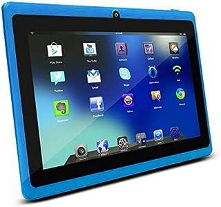 تابلت وين تتش Q75s بلس - 7 بوصة، رباعي النواة، 8 جيجا، اندرويد 4.4، واي فاي، أزرق