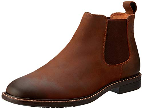Hush Puppies Hanger Boots, Brown, 7 AU
