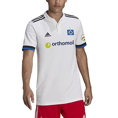 Adidas - HAMBURGER SV Saison 2021/22, Trikot, Home, Spielausrüstung, Mann