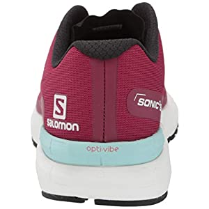 Salomon Women's Sonic 3 Balance W Running, Beet Red/White/Kentucky Blue, 7