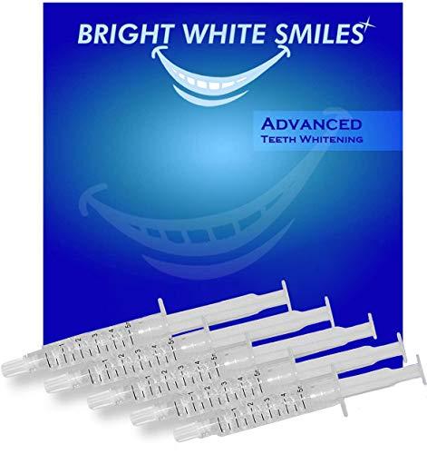Bright White Smiles Teeth Whitening Kit, 35% Carbamide Peroxide Gel...