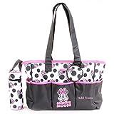 Personalize Disney Minnie Mouse Diaper Bag 4 Piece Set