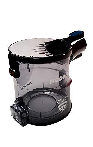 Hoover 48022207 - Conjunto de Unidad ciclónica, Color Negro