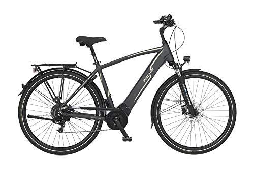 FISCHER Herren Bicicleta eléctrica Trekking Viator 5.0i, Ma