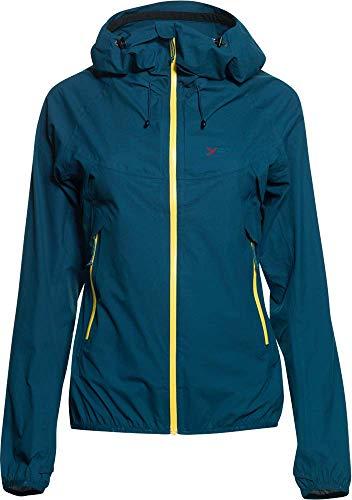 YETI Mjelde W's Ultralight 2.5-Layer Jacket Damen Hardshelljacke Jacke, Arctic Night, Größe L