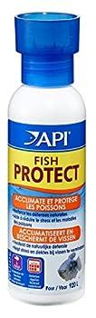 Acclimatation des nouveaux poissons Réduit le stress lié à l'introduction de nouveaux poissons A base d'ingrédient actif naturel