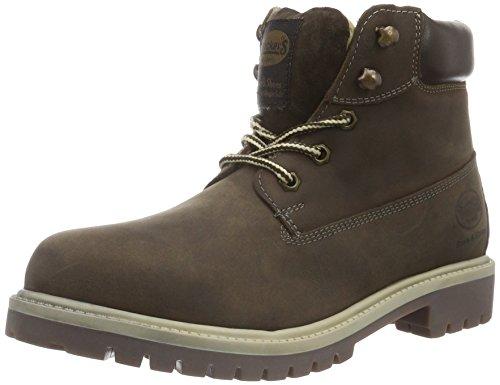 Dockers by Gerli Damen 35FN699-400320 Combat Boots, Braun (Cafe 320), 39 EU