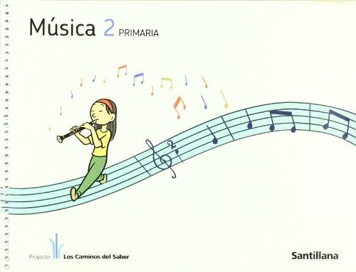 MUSICA + CD 2 PRIMARIA - 9788468001326