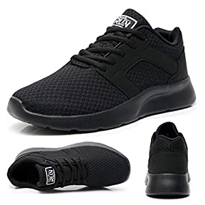 Axcone Uomo Donna Scarpe da Ginnastica Sportive Sneakers Running Basse Basket Sport Outdoor Fitness Sneakers- Molti…