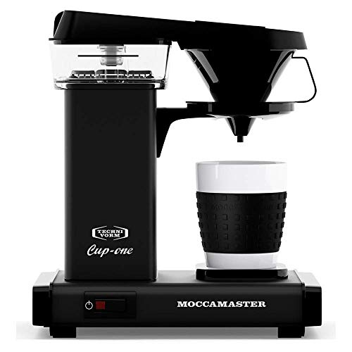 Technivorm Moccamaster Cup-One KB300 10oz Personal Coffee Brewer - Black