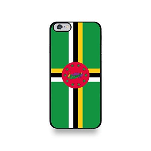 LD Case COQIP6_53 beschermhoes voor iPhone 6, motief Dominicaanse vlag