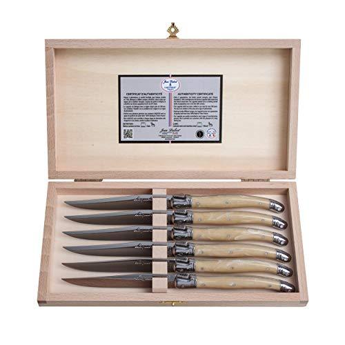 Kom Amsterdam L7186 Juego de 3 cuchillos de queso Acero Inoxidable