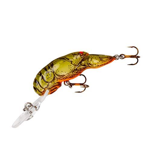 Rebel Teeny Wee Crawfish Fishing Lure - Stream Crawfish