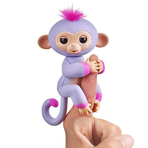 Wow Wee Fingerlings Two Tone-Sydney Juguete interactivos