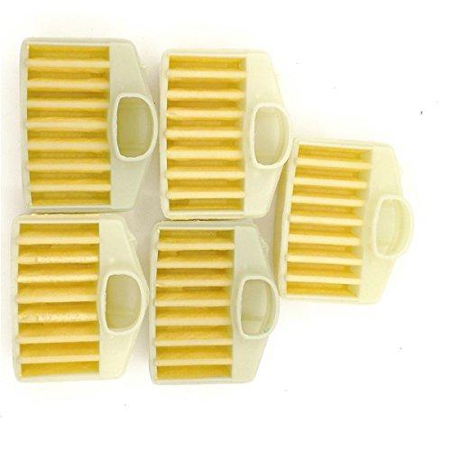 Shioshen 503814503/503814502 - Filtro de aire limpiador para motosierra Husqvarna 362 365 371 372