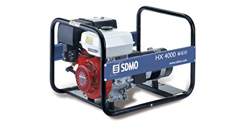 SDMO Stromerzeuger INTENS HX 4000 C Honda Motor 4,0 kW