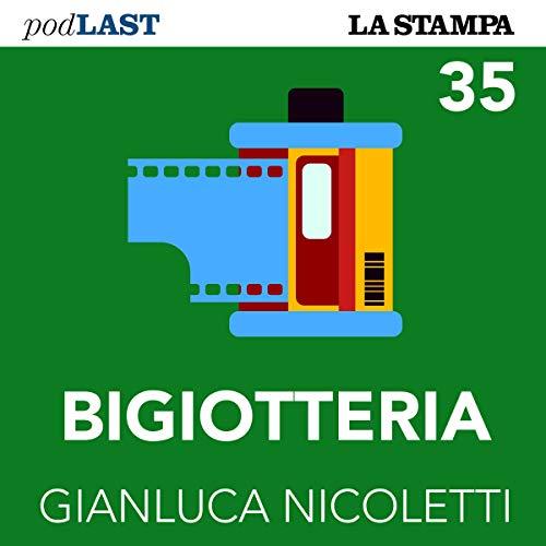 『Lo scroccone digitale (Bigiotteria 35)』のカバーアート