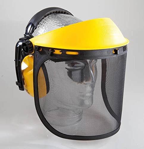 Westfalia Gehör- und Gesichtsschutz mit Draht-Visier EN173 1F