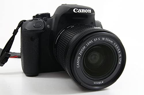Cámara réflex Canon EOS 700D Kit con objetivo 18–55mm DC III