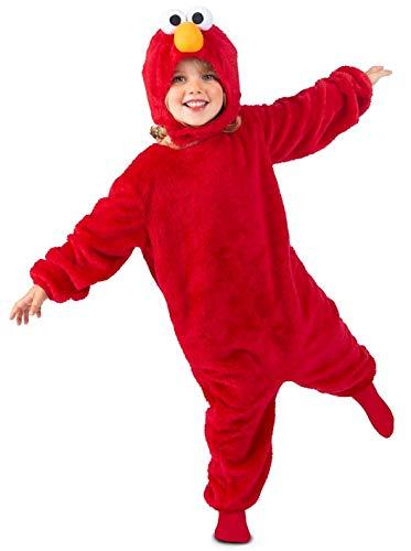 Barrio Ssamo Disfraz Pijama de Elmo para nios