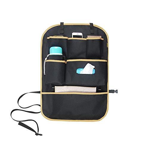 Sac de rangement pour sac à dos pour siège de voiture siège multifonctionnel à dos de débris sac de rangement sac de rangement pour boîte de rangement sac de rangement pour voiture