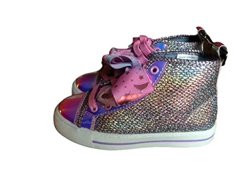 Nickelodeon Jojo Siwa Mermaid Scales High-Top Sneaker (Little Girls & Big Girls)