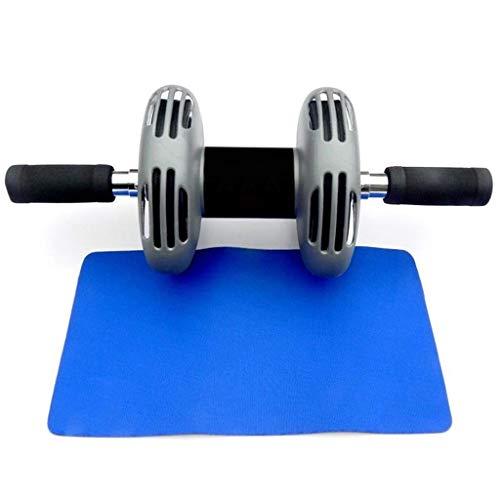 YDHWT Bauchmuskel Rad -Roller Rad for Bauch-Übung.Roller for Heavy Duty-Core-Muskel-Training.Ziehen Sie Tummy, Stärkung Rücken, Bauen