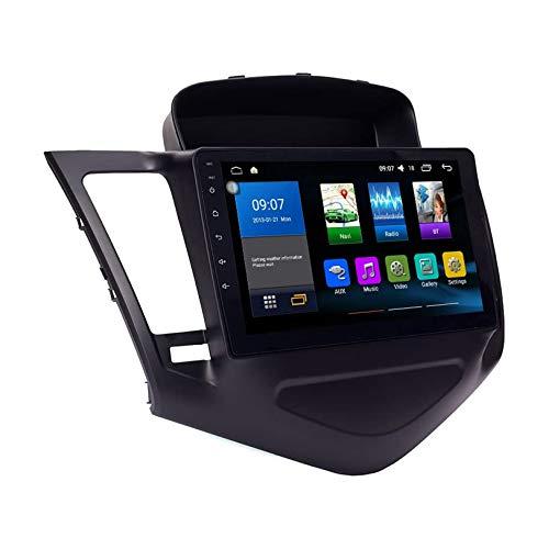 JIBO para Cruze 2009-2013 Android 10 Coche Estéreo Radio GPS Navegación Cabeza Unidad HD IPS Toque Pantalla Sat Nav Bluetooth DSP SWC Multimedia Jugador Vídeo Receptor