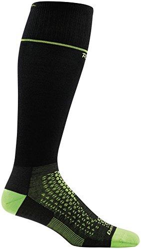 Darn Tough RFL Over The Calf Ultralight Sock - Men's Black Small