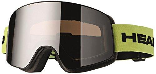 Head Herren Brille Horizon Race plus Sparelens, Lime, One Size, 373324