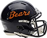Riddell Chicago Bears Throwback Script Speed Mini Helmet - NFL Mini Helmets
