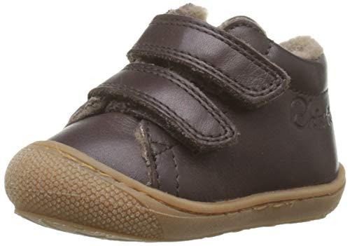 Naturino Unisex Baby Cocoon Vl Gymnastikschuhe, Braun (T.Moro 0d01), 23 EU