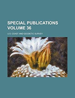 Special Publications Volume 36