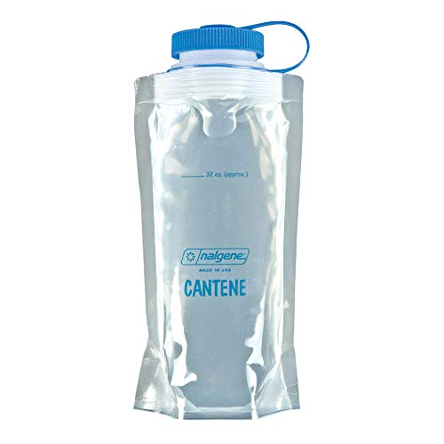 Nalgene Wide Mouth Cantene (32-Ounce)