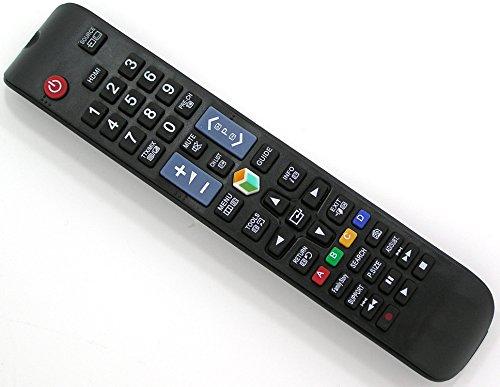 Ersatz Fernbedienung for Samsung TV UE46ES6300 UE46ES6300U UE46ES6300S UE46ES6300UXXU