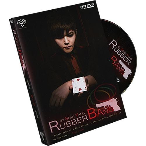 Rubber Bang! by Sean Young - DVD