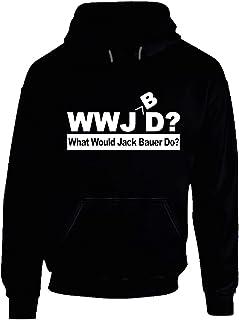 TMTE What Would Jack Bauer Do WWJBD 24 Joe. Black