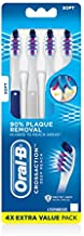Oral-B Pro-Health Toothbrush, Superior Clean, 4 Count